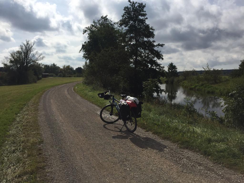 Fahrradtour Mecklenburger Seenplatte Plau am See