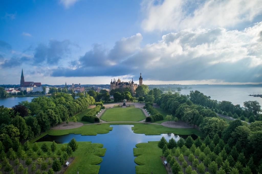 Schlosspark Schwerin