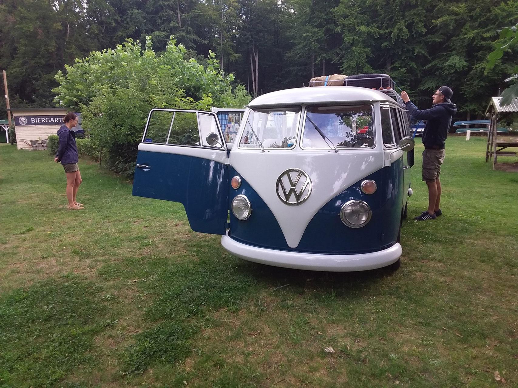 Bulli T1 VW