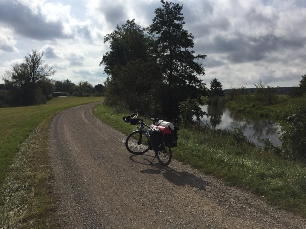 Fahrradrundweg Plauer See