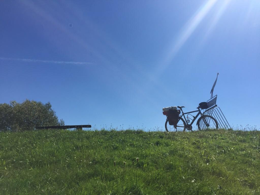 Fahrradtour Mecklenburg Seenpatte